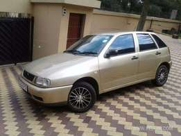 2003 VW Polo Playa 1.6s for sale 15500
