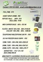 Polystyrene Food Packaging Products