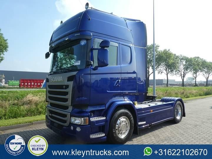 Scania R490 topline,alu rims - 2015