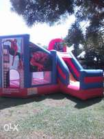 offer for hiring bouncing castles for bookings call or inbox