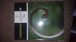 Chemistry & Chemical Reactivity 9th edition textbook.