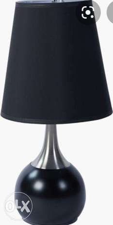 Decorative Table Lamp good condition rearly used