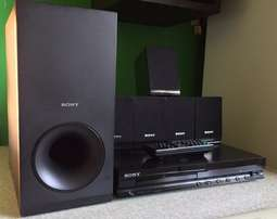 Sony Home theater 5.1 surround sound system