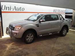 Ford Ranger 3.2TDCI XLT Double Cab