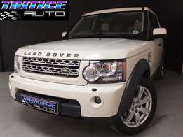 2010 Land Rover Discovery 4 TDV6 S