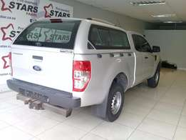 Ford Ranger 2.2 XL Super Cab canopy, reverse camera a must see