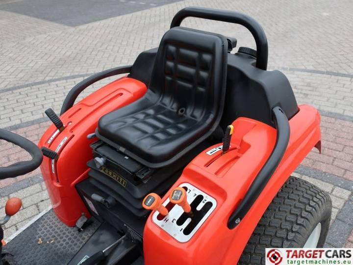 Goldoni Boxter 25 Tractor 4WD Diesel 24HP - 2010 - image 8