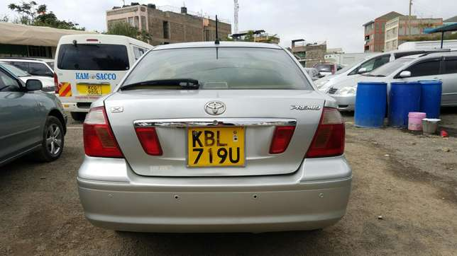 Toyota Premio 1800 cc in Great condition. Buy and Drive Embakasi - image 8