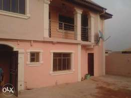 Room and parlor self contain new house at ait estate