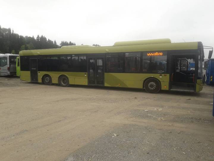 Solaris urbino 15h cng for parts - 2010