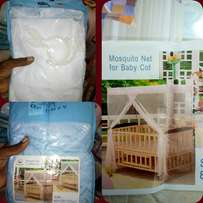 Baby cot net (square)
