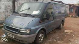 FORD Transit 2001 model UK used Bus, blue color working perfectly.