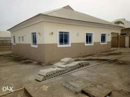 Newly built 3bedroom for rent at new site living faith FHA lugbe