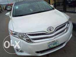 Few Months Used 2013 Toyota Venza Full Optioned Up 4Sale