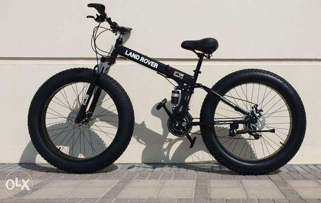 New Box Pieces Available - Fat Bikes - For Adults Teens and Kids