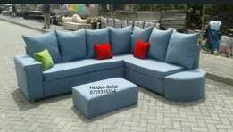 Best grey best finishing sofa on offer free delivery