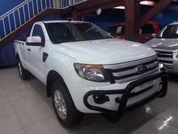 2015 FORD RANGER 2.2 TDCi XLS Manual (white)