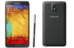 SAMSUNG GALAXY NOTE 3 LTE Edition 32GIG Box & Accessories.