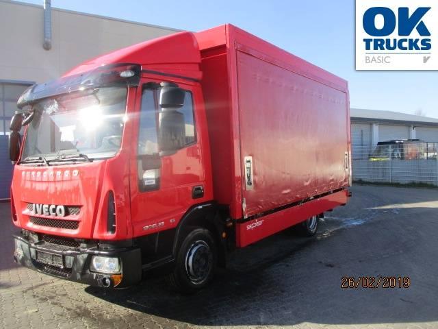 Iveco Eurocargo ML120EL22/P - 2011