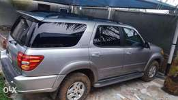 Clean Like New Toyota Sequoia 2003 (Traveling Out)