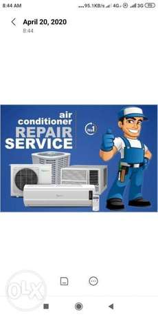 Acec all types of air conditioner service