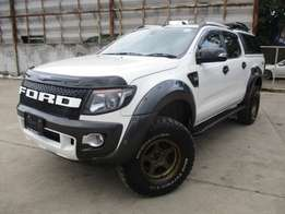 Ford Ranger 2014 The Beast