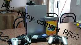 PS2 +I Toy and game