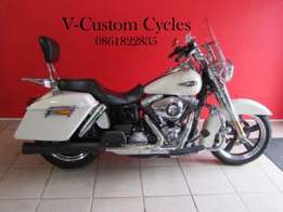 Stunning 2014 Dyna Switchback with Loads of Extras!