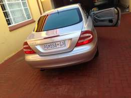 CLK CLASS 320 Coupe for sale very clean and good condition