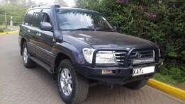 Toyota VX. 4200CC Diesel. Sunroof. Superb