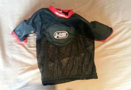 Padded Rugby vest AS GOOD AS NEW!!