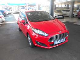2016 Ford Fiesta 1.0 Ecoboost power shift auto for sale for R185000