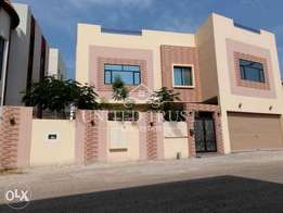 Villa in Sanad, for sale in a quiet area , two floors and a half