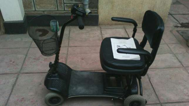 Wheelchair electric Utawala - image 1