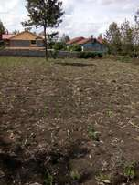 plot for sale in Nkoroi Rongai