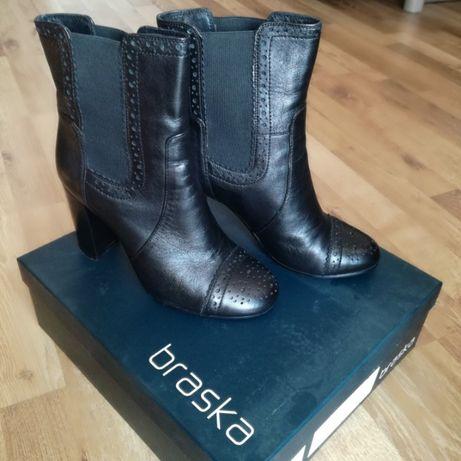 b46b101ce82475 Чоботи (черевики) осінньо- весняні Braska: 400 грн. - Жіноче взуття ...