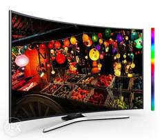 Samsung 55 MU7350 smart ultra HD Tv at our shop