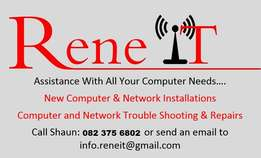Tech Support  Rene IT Computer Specialist