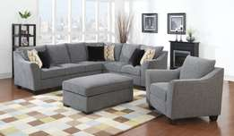 Special !! Corner sofa, 2 seater couch, chair , ottoman
