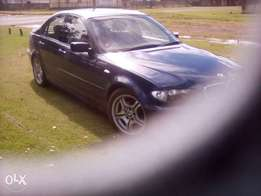 BMW 320i sports pack for sale or swop