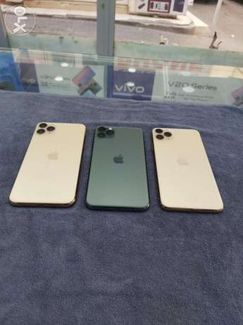 iPhone 11 Pro Max 256 GB are 64 GB available here
