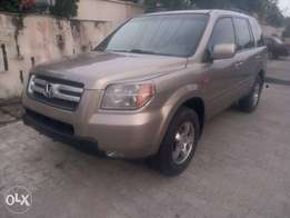 Distress Sales! Superclean Toks 2007 Honda Pilot with navigation