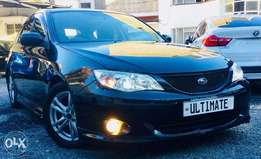 subaru impreza on special offer at 1,099,999