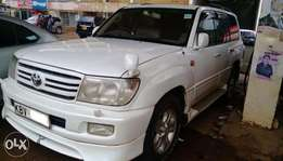 Quick sale! Toyota Land cruiser V8