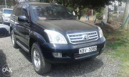 Toyota Land cruiser 4000cc petrol In Immaculate condition