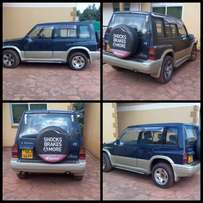 Suzuki Escudo for Quick Sale