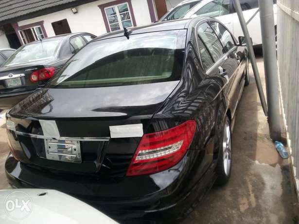 Mercedes-Benz C300 201 model direct tokunbo Ikeja - image 1