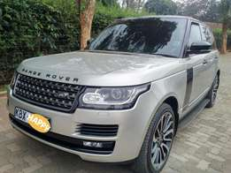 Owner Range Rover for sale
