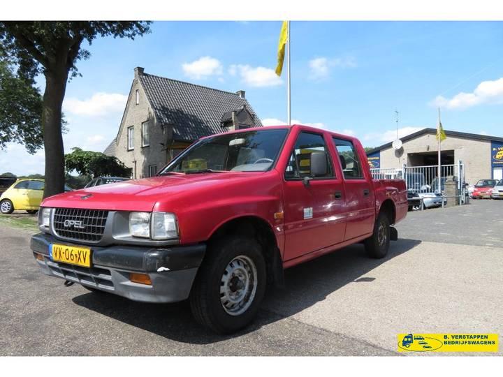 Opel CAMPO PICK-UP 2.5 CREW CAB - 1993