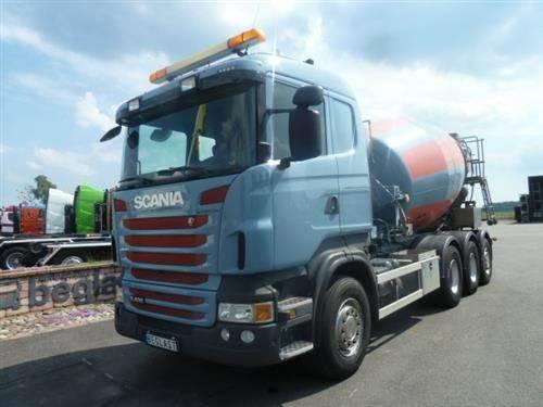 Scania R400 - 2010